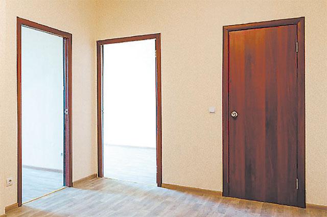 Вариант внутренней отделки жилых домов, которые будут построены по программе реновации.