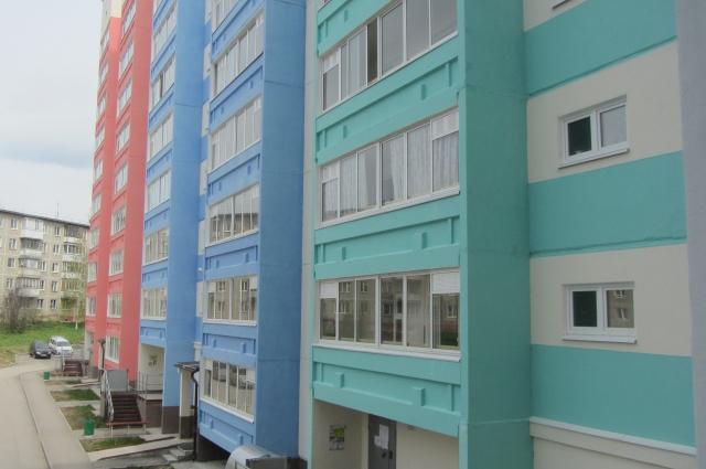 Новый дом от ПЗСП по адресу: ул. Молдавская, 10а.