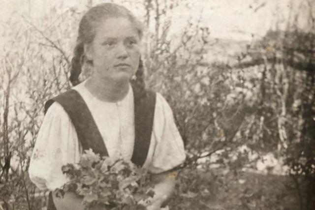 Из тихой жизни Людмила Михайлова и попала в концлагерь.