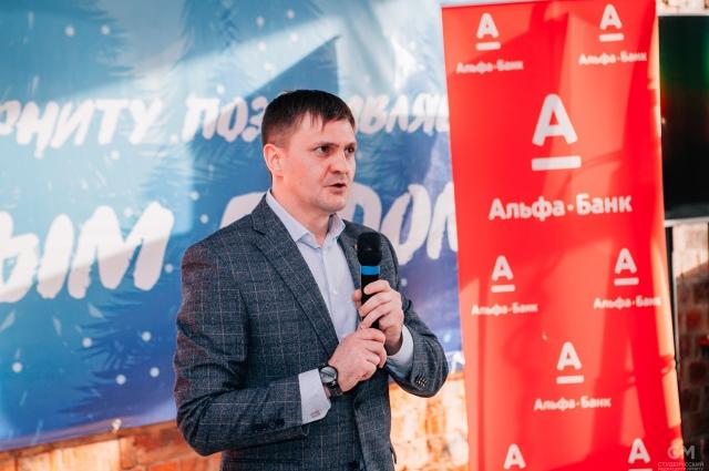 Управляющий ОО «Иркутский» Игорь Бережной.