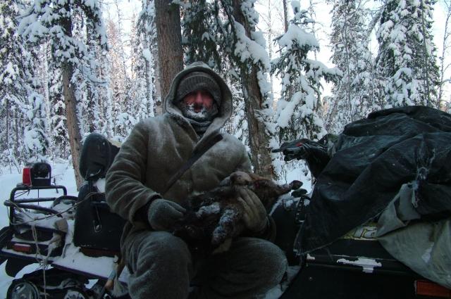 Михаил Тарковский: «Для меня всегда тайга была самым заповедным и желанным местом».