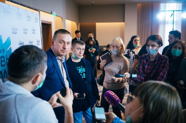 Александр Даванков: Мы хотим привести в политику новые силы.
