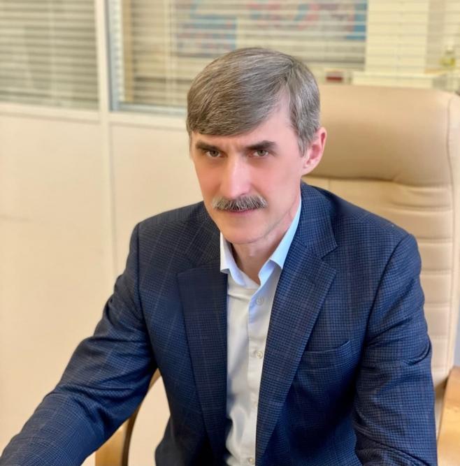 Генеральный директор «СпейсТим» Алексей Смятских.