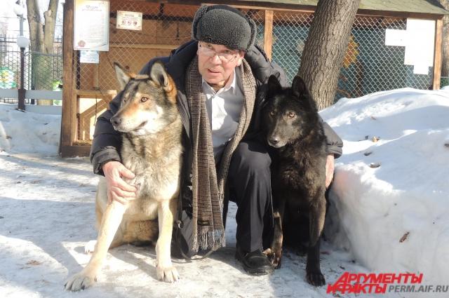 Вячеславу Касимову удалось обмануть природу.