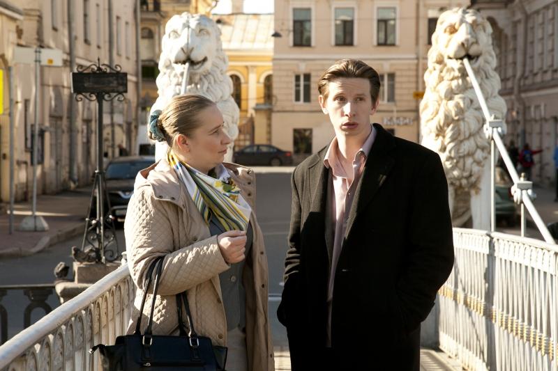Действие сериала происходит в Санкт-Петербурге.