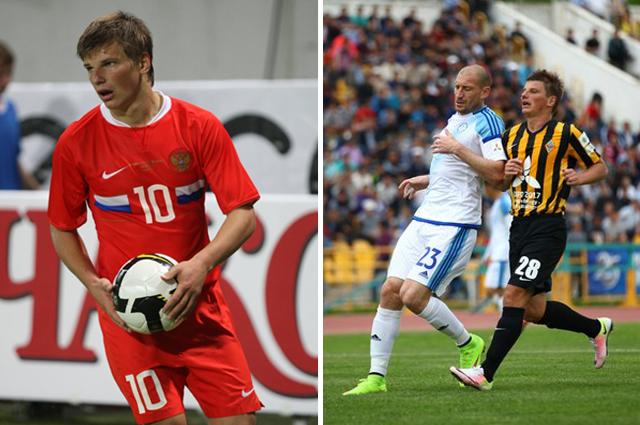 Аршавин - главная звезда Евро-2008 в составе сборной России.