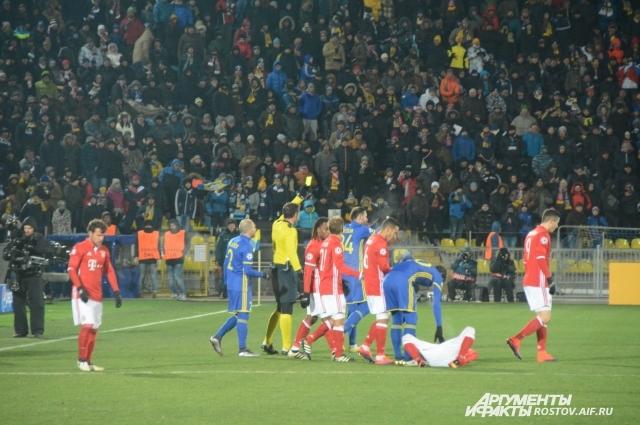 Ростовчане сумели удержать историческую победу.
