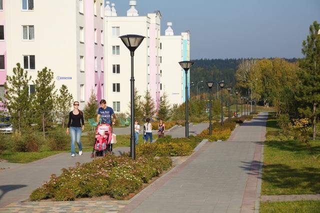 Лесная Поляна становится уютнее и комфортнее с каждым годом.