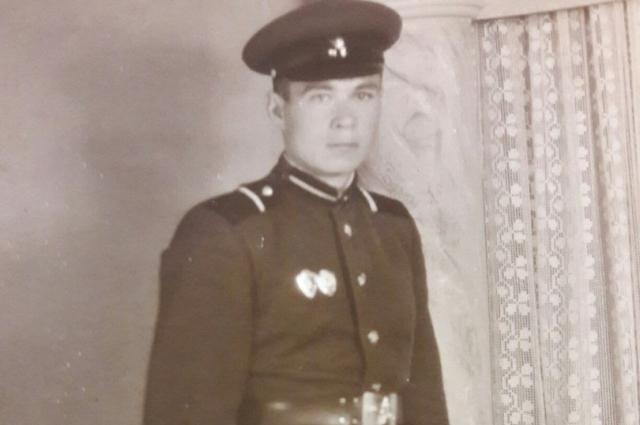Александр Хабаргин прослужил на радарных установках почти восемь лет.