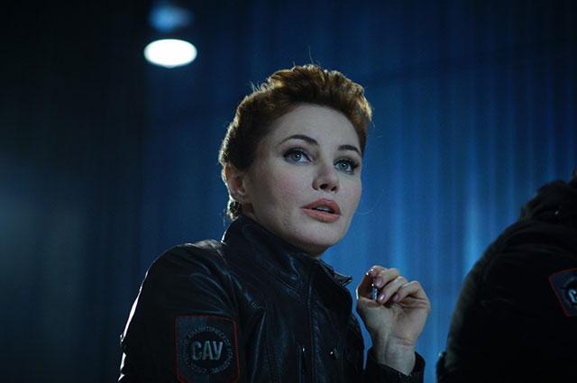 Лора Резникова в сериале «Свидетели».