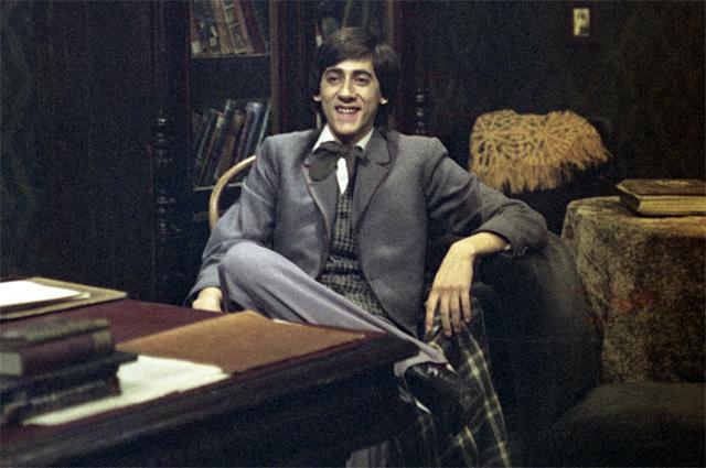 Евгений Дворжецкий, 1980 г.