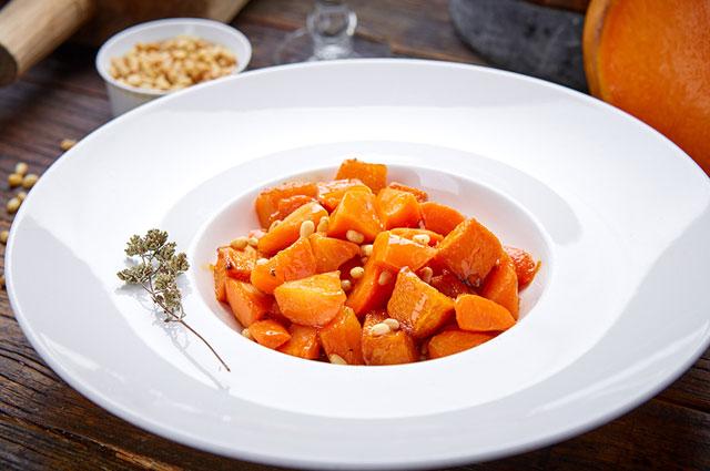 Морковь скориандром