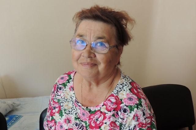 Валентина Лобанова.