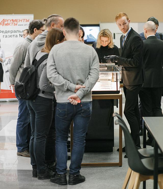 Moscow Pen Show.
