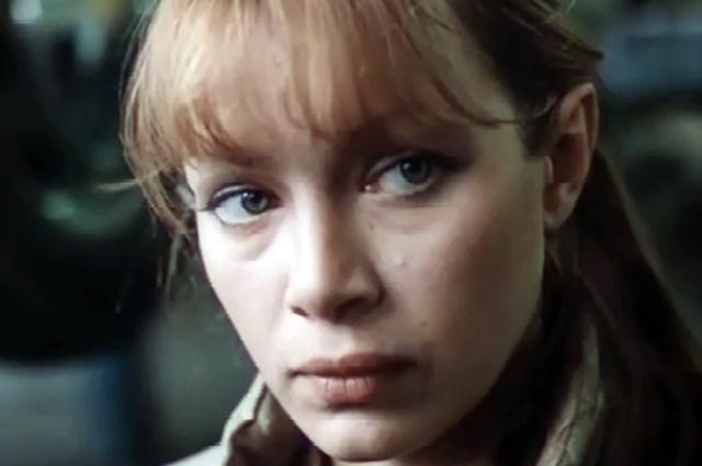 Валентина Воилкова в фильме «Колье Шарлотты», 1984 г.