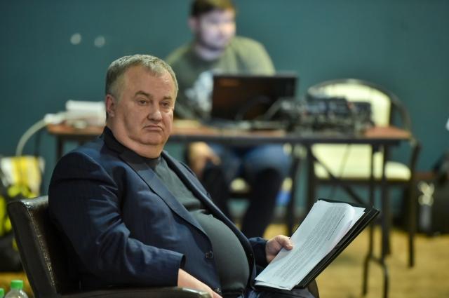 Валерий Арабкин специально прилетел из Москвы, чтобы встретиться с жителями Челябинска.