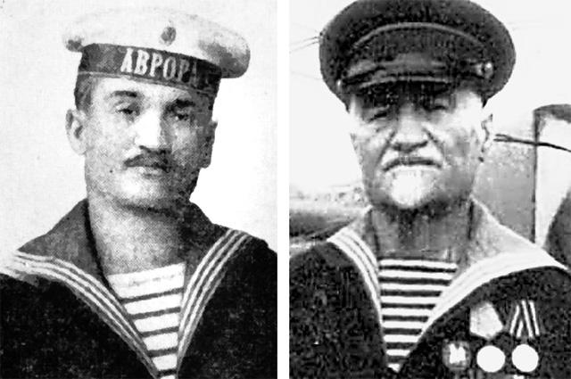 Герой Цусимы Андрей Подлесный в 1942 г. принял участие в обороне Ленинграда.