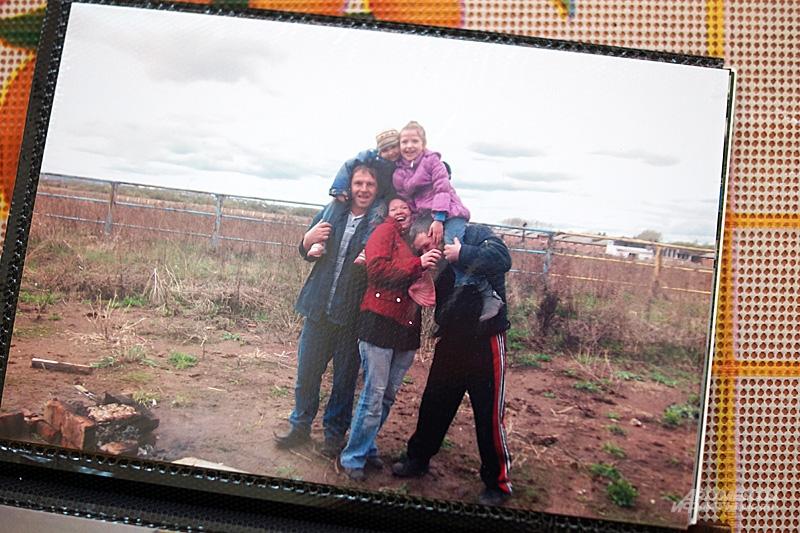 Фотография из семейного архива