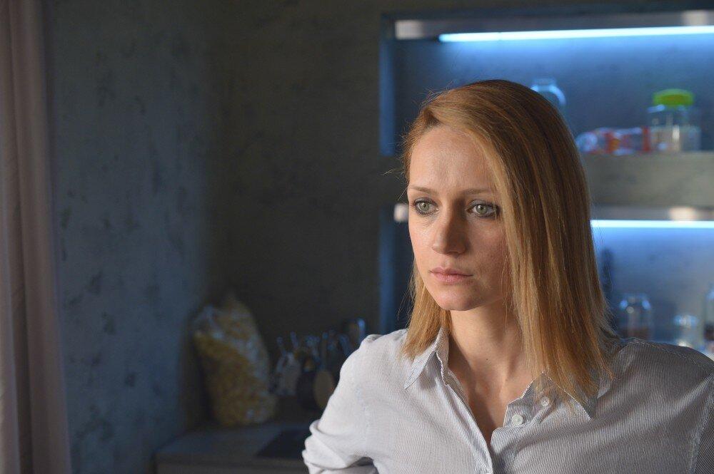 Виктория Исакова в роли  Анны Зиминой.