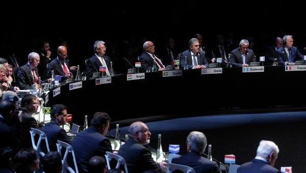 Германия серьезно относится к обеспокоенности Еврокомиссии относительно возможных нарушений в энергетической безопасности, однако не видит для них предпосылок.
