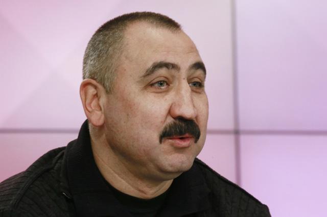 Александр Лебзяк, 2013 г