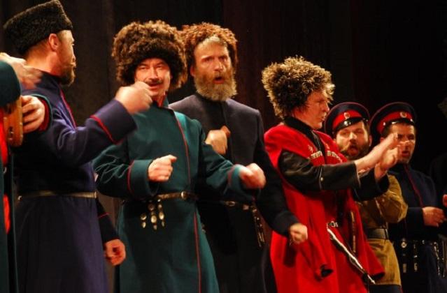Карельские казаки протестовали против лекции по гомосексуализму