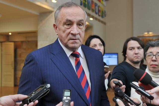 Во время перерыва Глава Удмуртии прокомментировал главный финансовый документ.