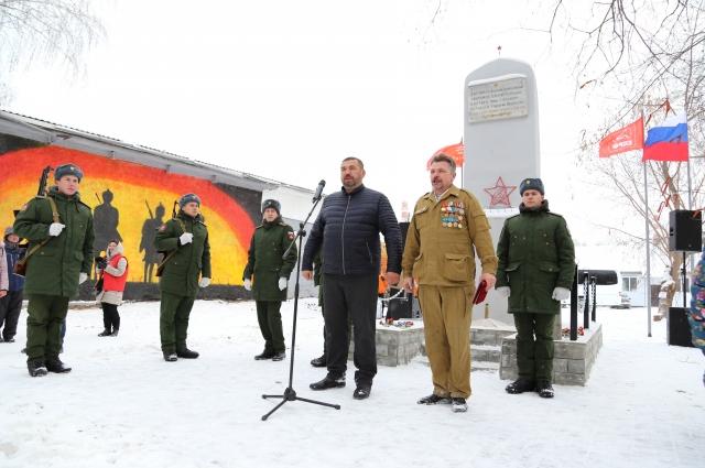 Благодаря инициативе общественников Богданович сохранил свою важнейшую достопримечательность - памятник героям-красноармейцам.