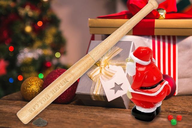 Некоторые подарки могут вызвать недоумение.