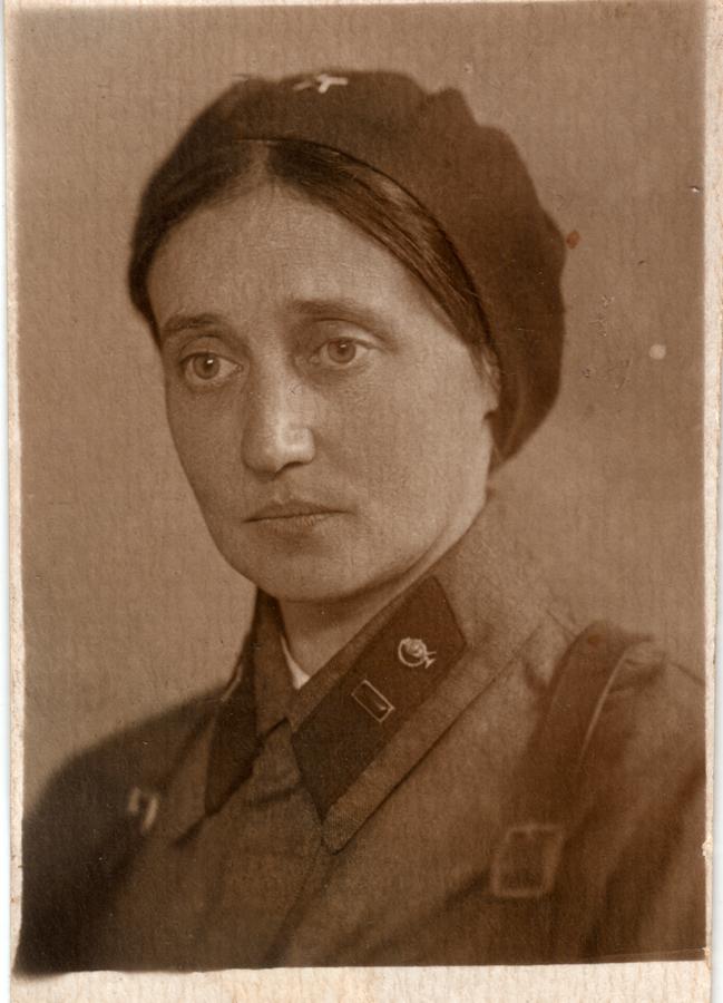 Елизавета Пушкина