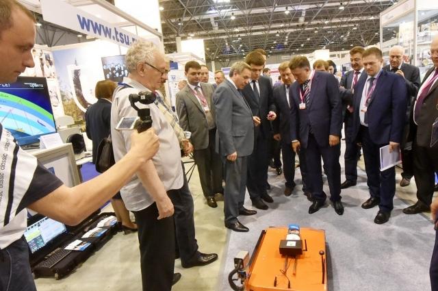 Международный форум «Технопром-2017» начался в Новосибирске