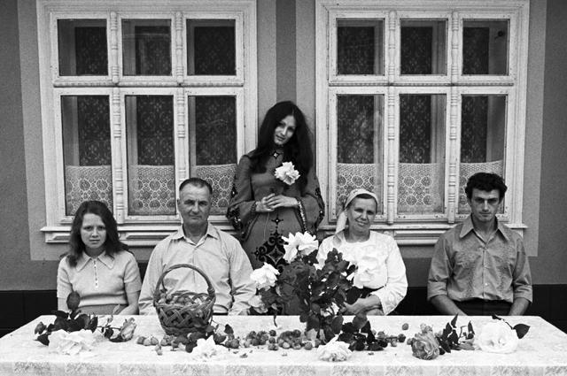 София Ротару в кругу семьи. 1979 год.