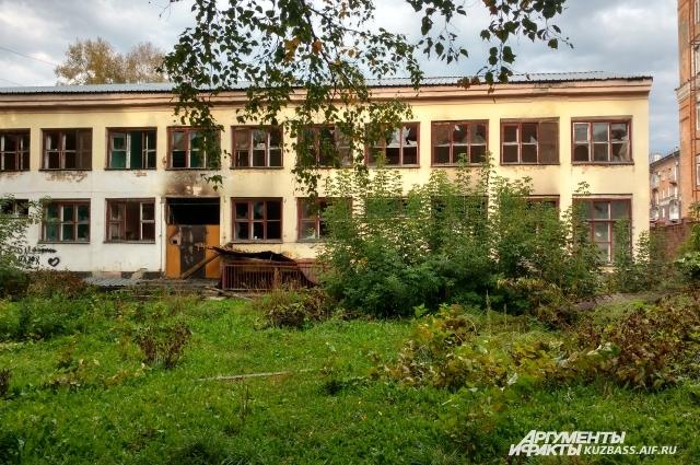 В планах - реставрация здания первого детского сада в Новокузнецке.