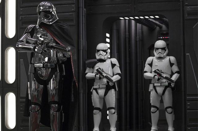 «Звёздные войны: Последние джедаи».