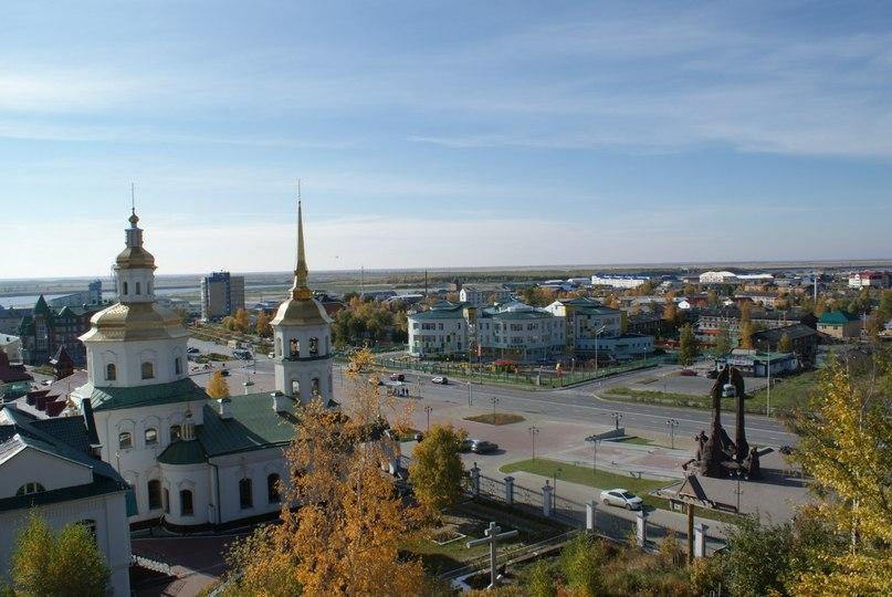 Самарово. Храм
