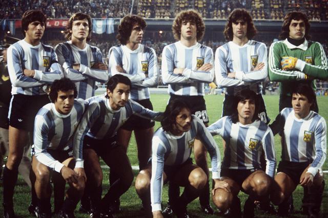 Сборная Аргентины 1978 г.