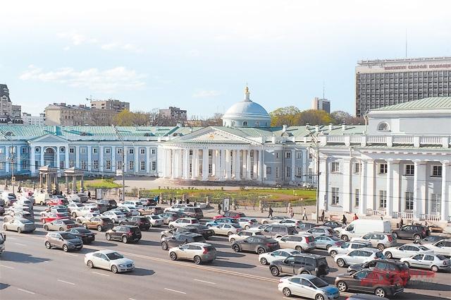 Институт им. Склифосовского имеет много отделений, часть из которых не найти больше нигде.