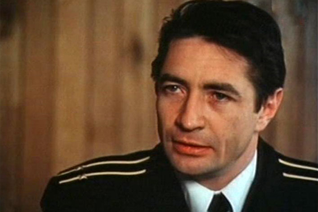 Юрий Каморный в фильме «Правда лейтенанта Климова», 1981 г.