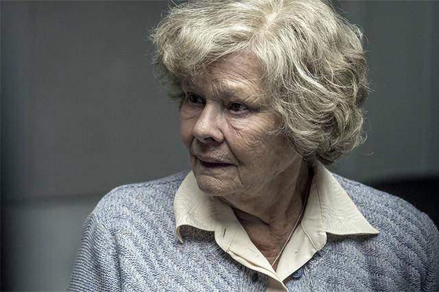 Джуди Денч.