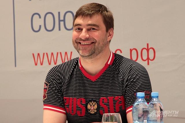 Вице-спикер Государственной думы Сергей Железняк