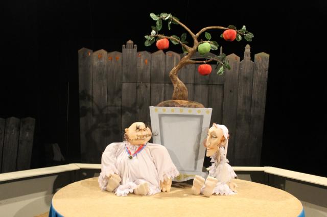 Герои детских спектаклей научат малышей дружить и помогать в беде.