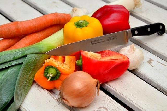 Не все сибиряки могли выращивать овощи.