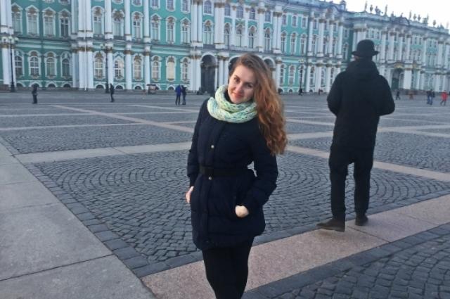 Валерия переехала в Санкт-Петербург из Ханты-Мансийска в 2012 году.