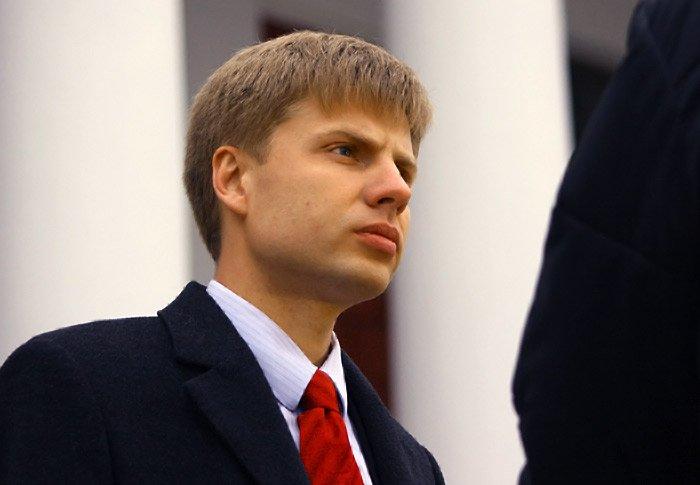 Алексей Гончаренко, народный депутат ВРУ