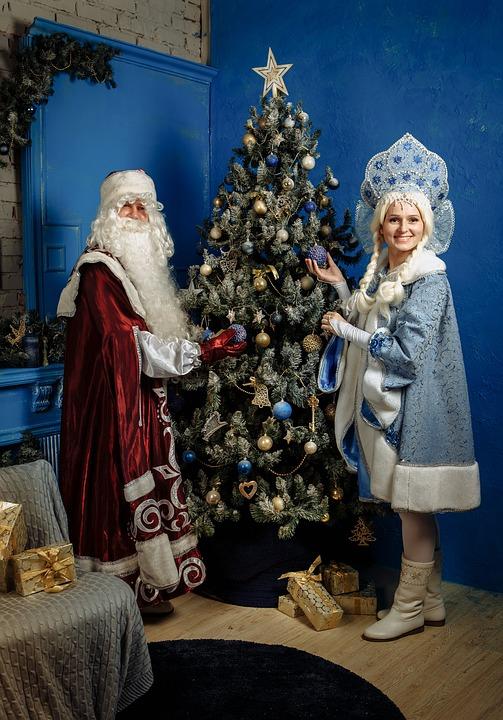 Обещание, данное Деду Морозу, нарушать нельзя!