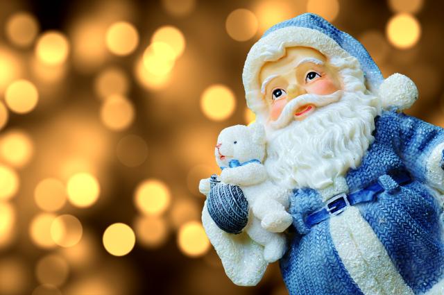 Дед Мороз появился вместе с верой в чудеса.