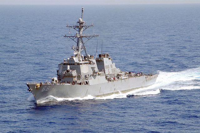 USS The Sullivans (DDG-68). Назван в честь братьев Салливан.