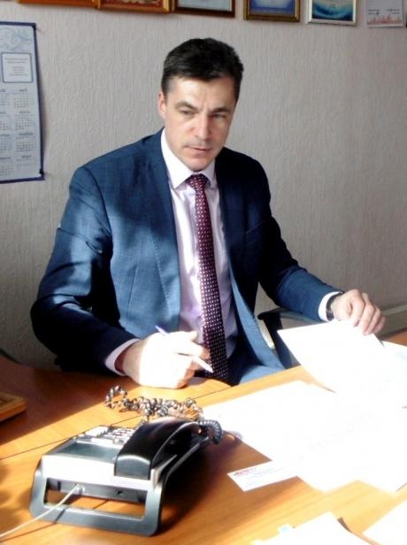 Заместитель управляющего Отделением Пенсионного фонда России по Тверской области Вячеслав Воеводин.