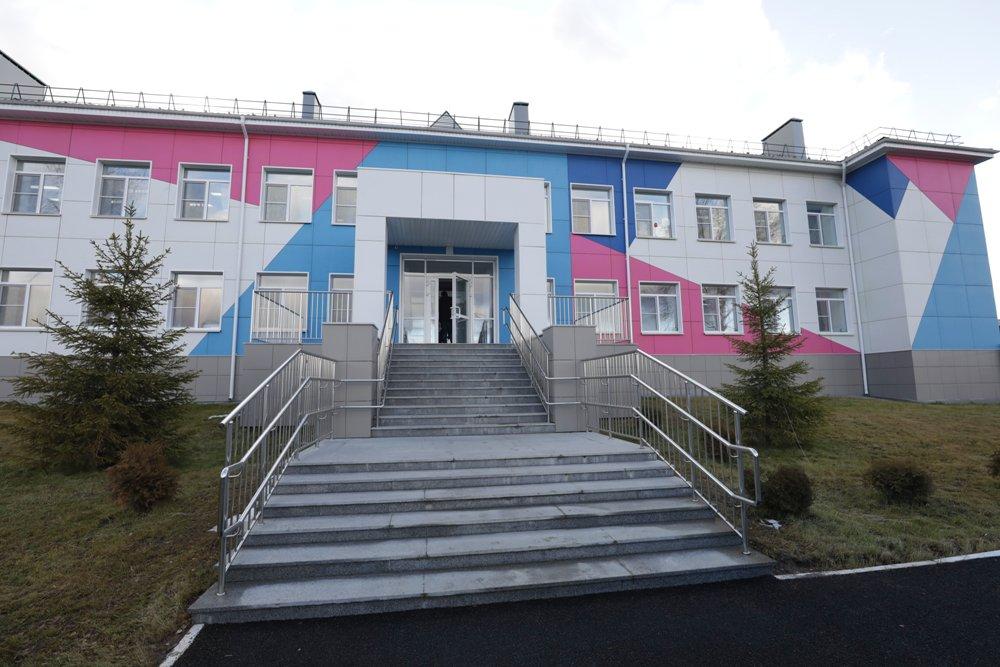 Детский сад № 11 преобразился совсем недавно.
