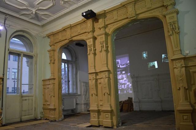 Комната Бродских.